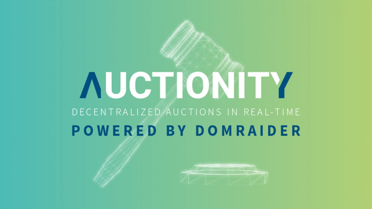 Decentralized auctions in real-time