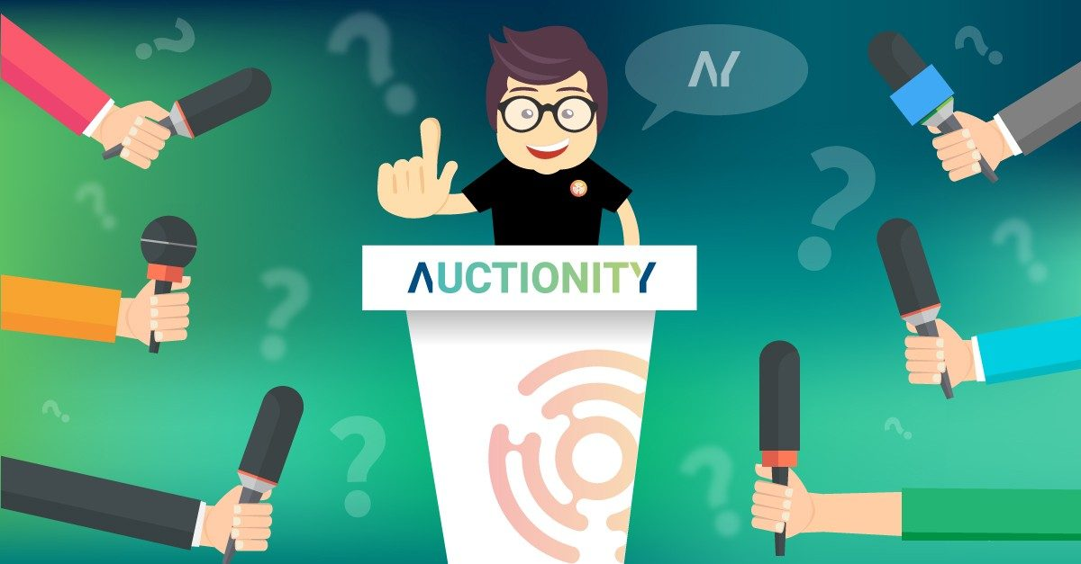 Auctionity Auctioneer