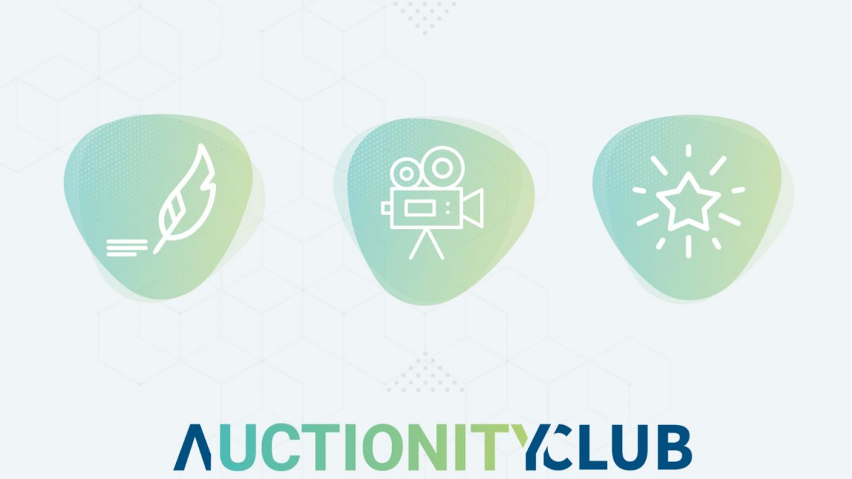 Auctionity Club features