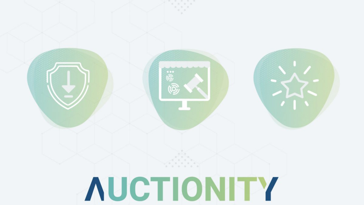Auctionity upcoming release