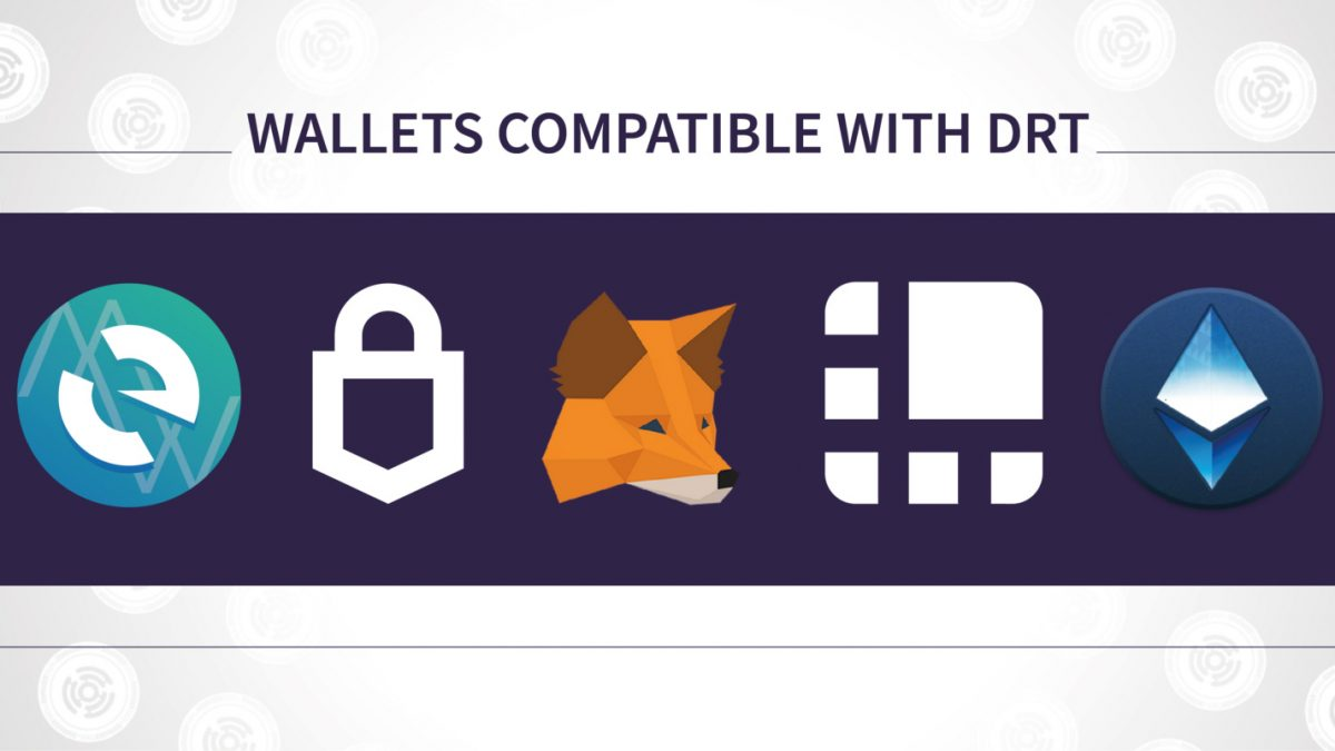 Wallets compatible with DRT