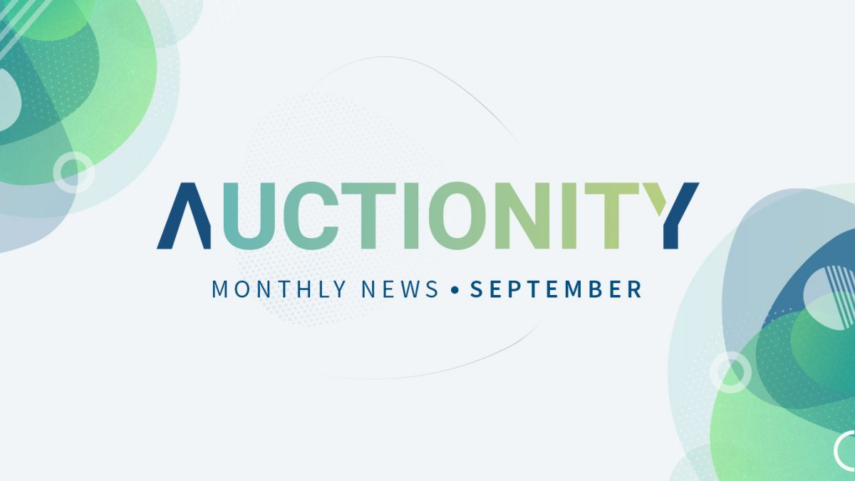 September Monthly News