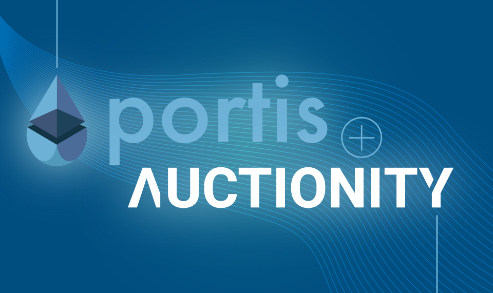 Portis collaborates with Auctionity