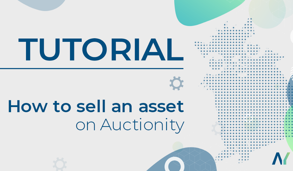 Sell your NFT in auction on Auctionity