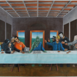 The Last (Bitcoin) Supper