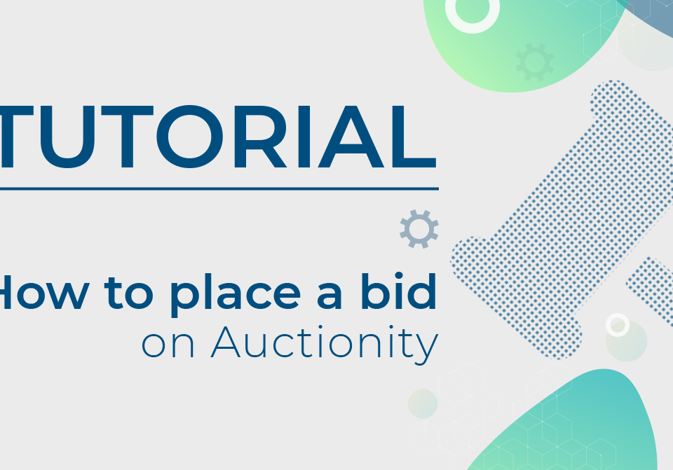 Tutorial How to place a bid on Auctionity