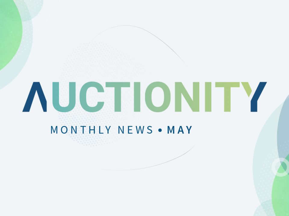 Monthly News - May 2019 auctionity